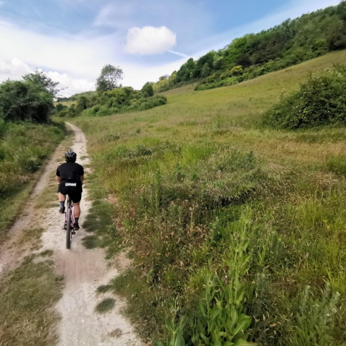 Adventures from home - 4 Gravel routes around Richmond