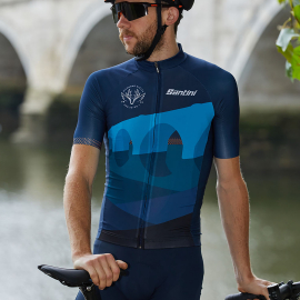 Richmond Bridge Short Sleeve Race Fit Jersey