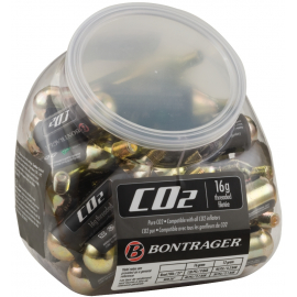 CO2 Cartridge Tubs