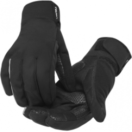 Winter Gloves Breathable Water Resistant One Colour
