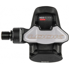 LOOK KEO BLADE CARBON CERAMIC BEARING CROMO AXLE WITH KEO CLEAT 12NM WITH 16NM SPARE: