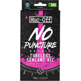 No Puncture Hassle 140ml Kit