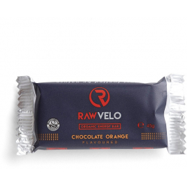 Organic Energy Bar Chocolate Orange