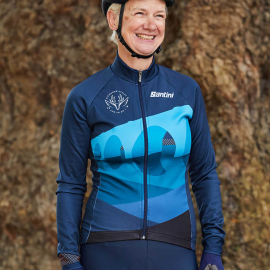 40th Anniversary Long Sleeve Jersey Womans