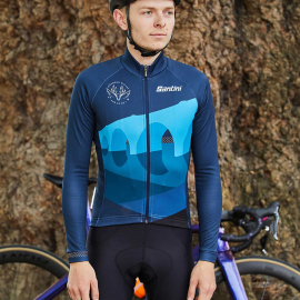 Richmond Bridge Long Sleeve Jersey Mens