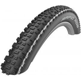 Schwalbe Rapid Rob Active Line All Terrain Tyre in Black/White