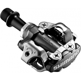 PD-M540 MTB SPD pedals - two sided mechanism  black