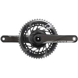 SRAM CRANKSET RED D1 (BB NOT INCLUDED): - 48-35T