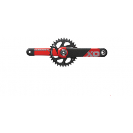 CRANKSET X01 DOWNHILL DUB83 WITH DIRECT MOUNT 34T X-SYNC 2 CHAINRING B1: